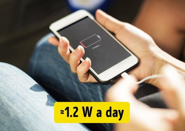 5 thiết bị vẫn hoạt động mặc dù đã tắt khiến bạn tốn tiền điện 1