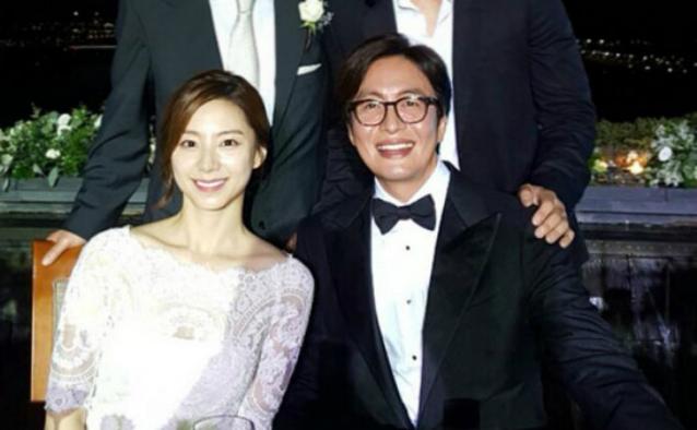 Con trai đầu chưa đầy tuổi, bà xã Bae Yong Joon đón tin vui bầu bí lần hai 1