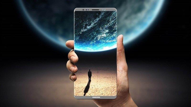 Hình ảnh 5 điểm nổi bật của Samsung Galaxy Note 8 ăn đứt Iphone số 1