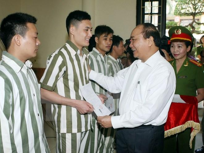Phạm nhân sẽ không được đặc xá dịp Quốc khánh năm nay  1