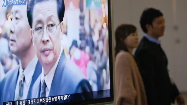 Người thân Kim Jong-un bị sát hại vì âm mưu lật đổ chính quyền 1