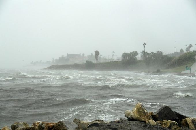 Siêu bão tàn phá bang Texas, Tổng thống Trump tuyên bố thảm họa 1
