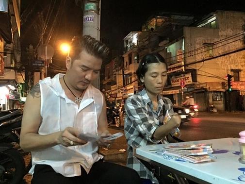 Những lý do khiến hầu hết nghệ sĩ Việt không dám cho tiền người ăn xin 4