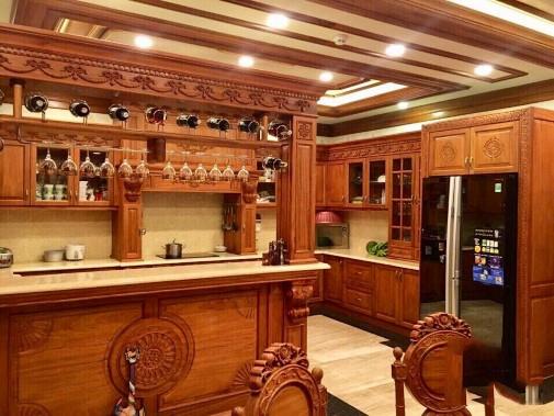 Hình ảnh Căn nhà rao bán 55 tỉ đồng, nhìn nội thất bên trong ai cũng choáng ngợp số 4
