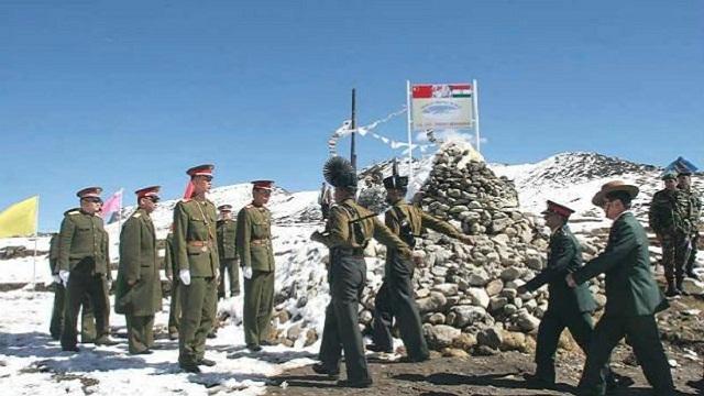 Trung - Ấn bất ngờ đồng loạt rút quân khỏi biên giới tranh chấp 1