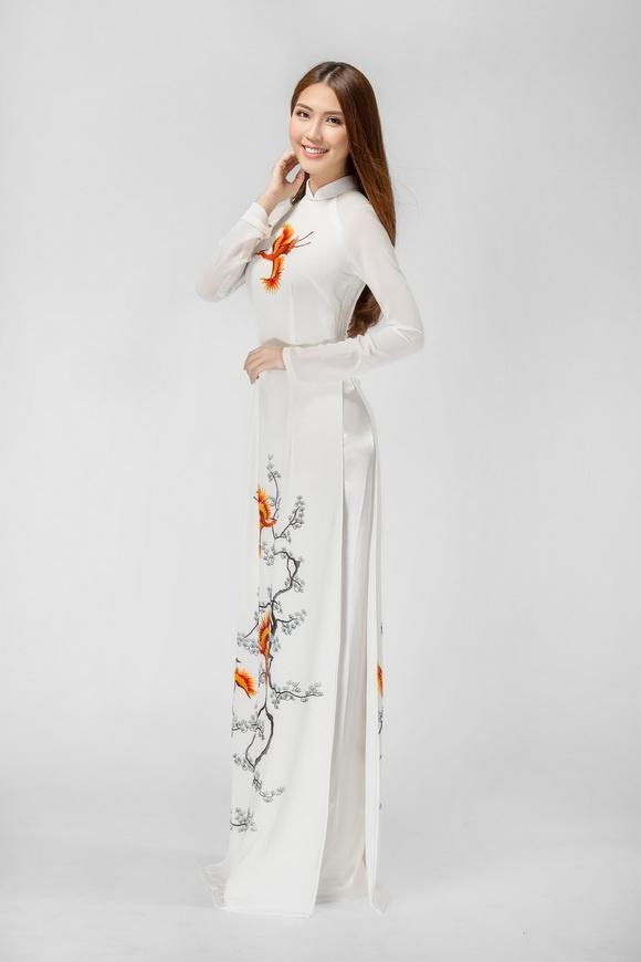 Sau The Face, Tường Linh đại diện Việt Nam thi Hoa hậu Liên lục địa 2017 1