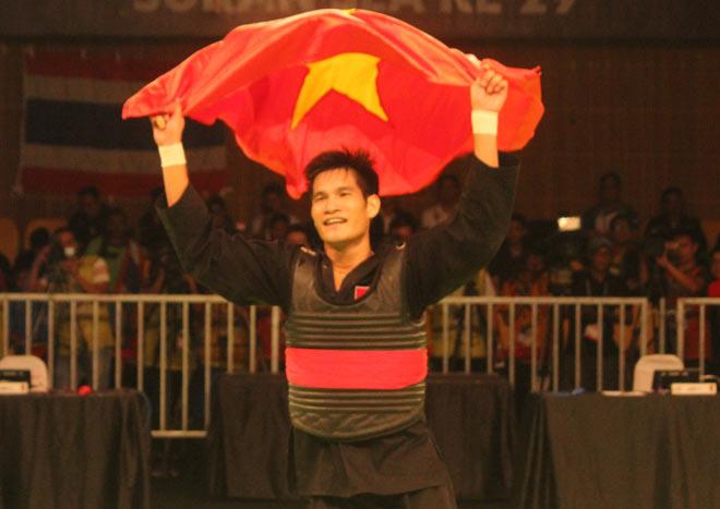 SEA Games 29 ngày 29/8: Lập hat-trick HCV, Việt Nam vẫn bị Thái Lan bỏ xa 2