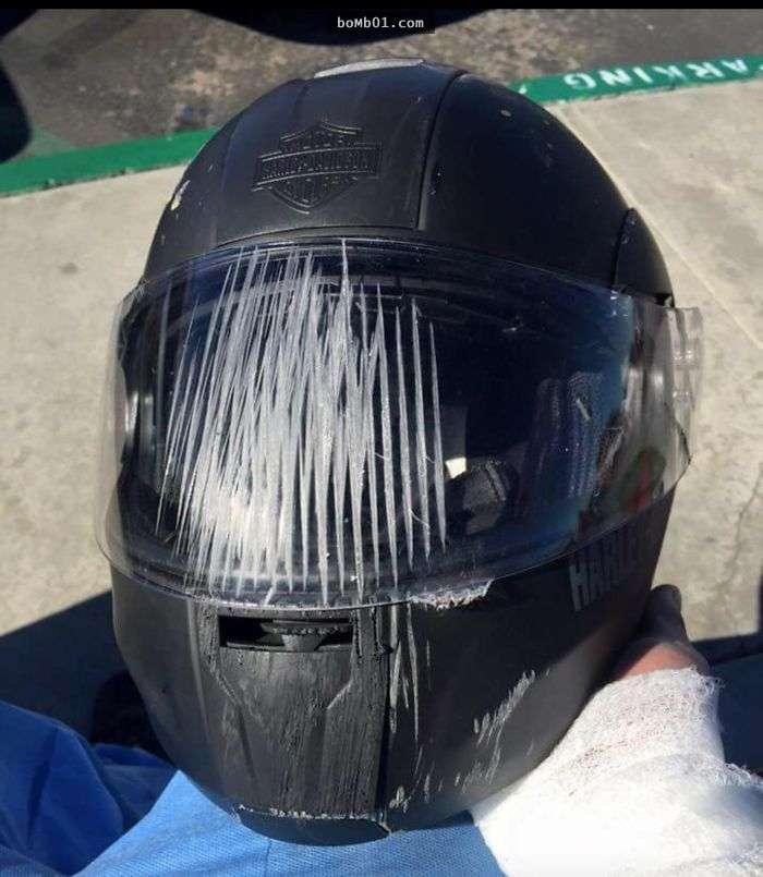 Hình ảnh Những bằng chứng cho thấy mũ bảo hiểm là cứu tinh của bạn số 4