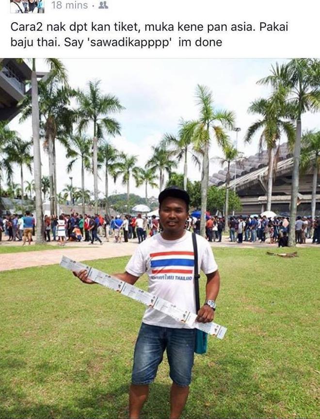 Thái Lan liên tục bị Malaysia