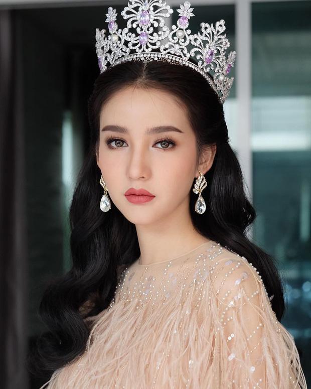 Vẻ đẹp đến mức khó tin của Hoa hậu chuyển giới Thái Lan 2017 4