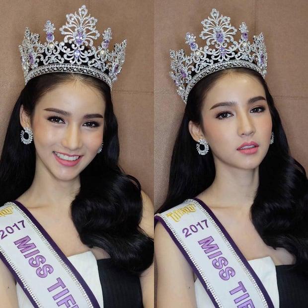 Vẻ đẹp đến mức khó tin của Hoa hậu chuyển giới Thái Lan 2017 8