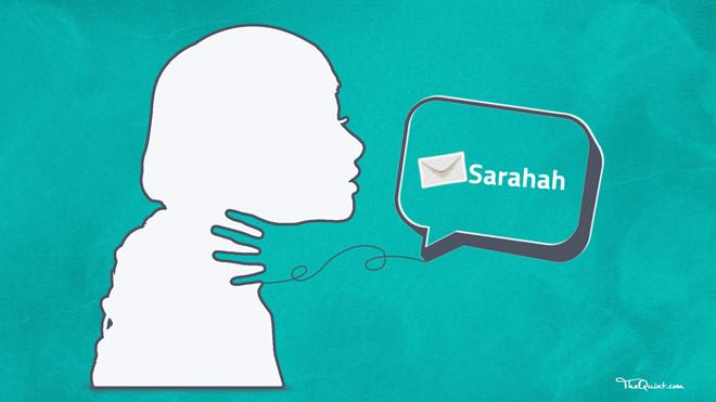 Hình ảnh Ứng dụng gửi tin nặc danh Sarahah đang bị tố vì thu thập dữ liệu bất thường số 2