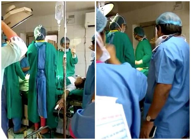 Bác sĩ mải cãi nhau, bỏ mặc bé sơ sinh tử vong vì thiếu dưỡng khí 1