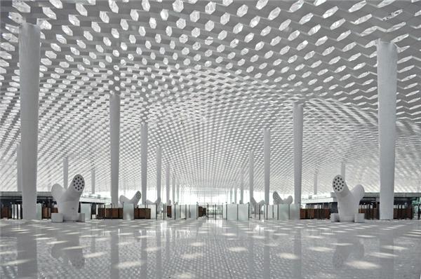 Hình ảnh Những sân bay có thiết kế 1-0-2 khiến du khách mê mẩn số 2
