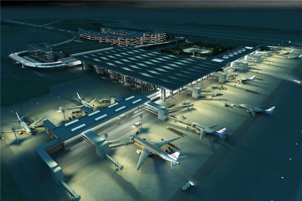 Hình ảnh Những sân bay có thiết kế 1-0-2 khiến du khách mê mẩn số 3