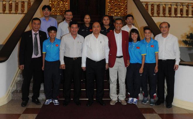 Vinh dự lớn cho tuyển nữ Việt Nam sau chiếc HCV SEA Games quý giá 1