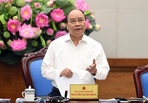 Thủ tướng yêu cầu xử lý nghiêm tiêu cực, lợi ích nhóm tại các dự án BOT 1