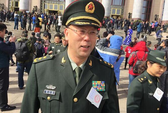 Tư lệnh Lục quân mới của Trung Quốc là ai? 1