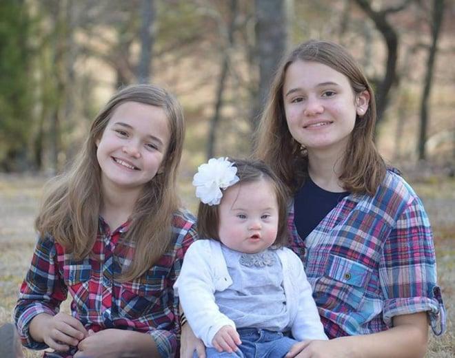 Bức thư xúc động của người mẹ quyết giữ lại con bị hội chứng Down dù bác sĩ khuyên bỏ nhiều lần 5