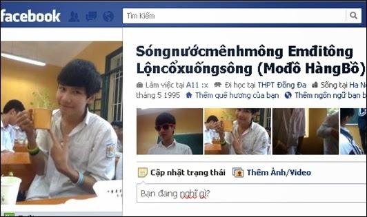 Những cái tên Facebook có 1-0-2 của giới trẻ 8