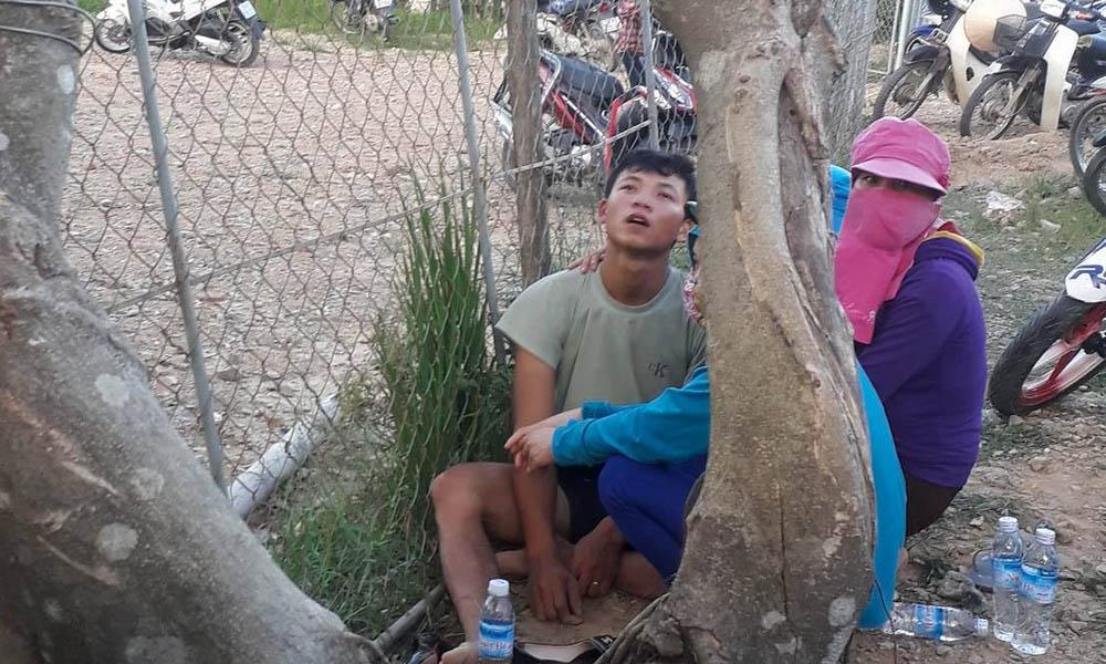 Nghệ An: Mẹ trẻ mang bầu ôm hai con nhỏ nhảy cầu tự tử 2