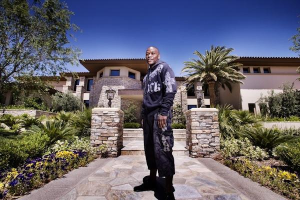 """Hình ảnh Ngắm biệt thự sang trọng trị giá hơn 200 tỷ của """"độc cô cầu bại"""" Floyd Mayweather số 2"""