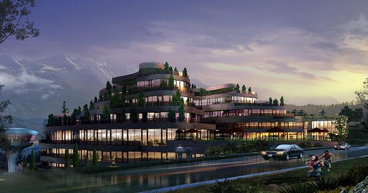 Hình ảnh Cận cảnh khách sạn sang chảnh đẳng cấp sắp khai trương tại Sapa số 10