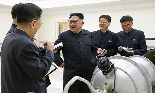 Mỹ xác định sức mạnh không ngờ của bom nhiệt hạch Triều Tiên vừa thử 1