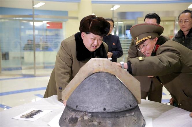 Hình ảnh 2 triệu người Hàn Quốc thiệt mạng lập tức nếu trúng bom hạt nhân Triều Tiên số 3