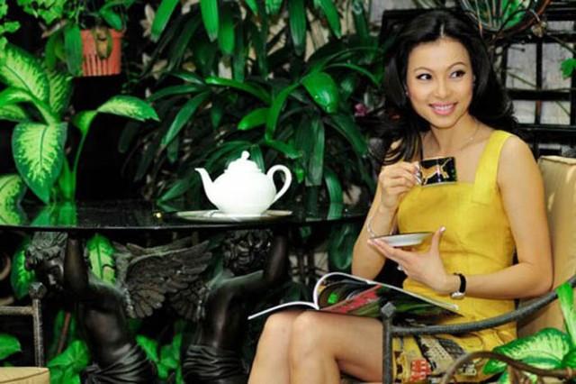 Cuộc sống hiện tại của Hoa hậu giàu nhất Việt Nam 1
