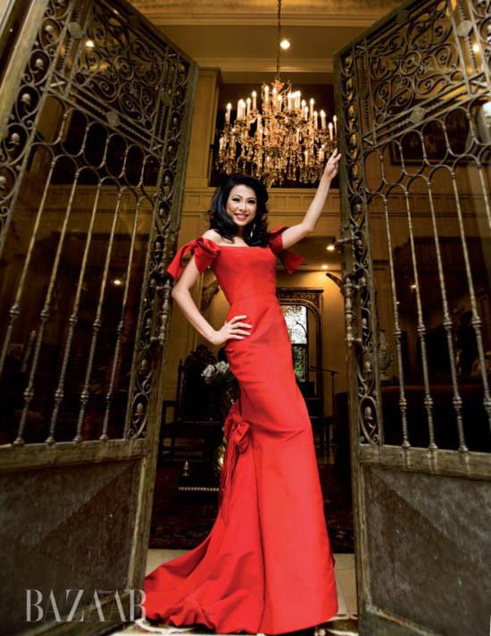 Cuộc sống hiện tại của Hoa hậu giàu nhất Việt Nam 2