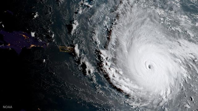 Sức hủy diệt khủng khiếp của siêu bão Irma mạnh nhất Đại Tây Dương 7