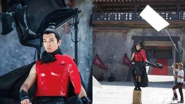 """Hình ảnh Phim Trung Quốc đã """"lừa"""" khán giả ngoạn mục như thể nào trong cảnh hành động? số 8"""