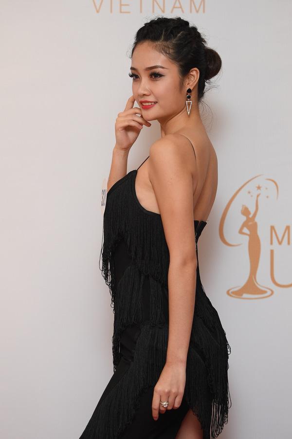 Ngắm nhan sắc của dàn thí sinh sơ khảo Hoa hậu Hoàn vũ phía Bắc 8