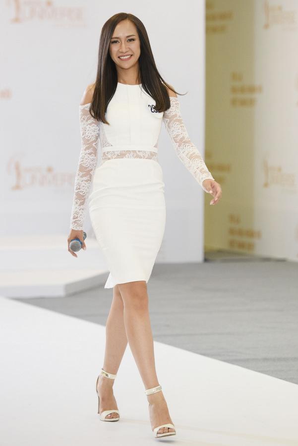 Ngắm nhan sắc của dàn thí sinh sơ khảo Hoa hậu Hoàn vũ phía Bắc 9
