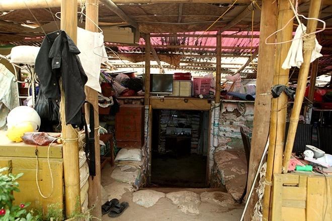 Kỳ lạ ngôi nhà mát rượi không cần dùng điều hòa được xây bằng 5000 bao cát 1