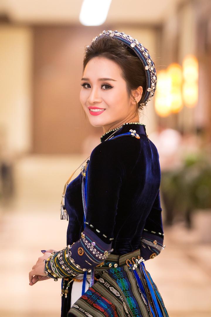 Cô gái xinh như Hoa hậu vào chung kết xếp hạng sao mai 2017 7