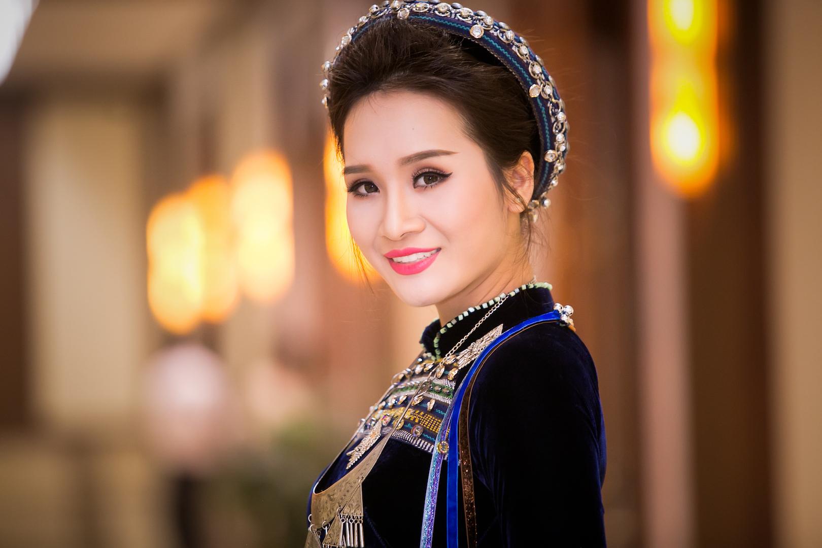 Cô gái xinh như Hoa hậu vào chung kết xếp hạng sao mai 2017 8