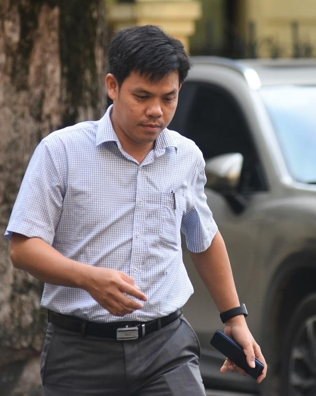 Hình ảnh Đại án Oceanbank: Bị tố nhận 19 tỷ, lãnh đạo lọc hóa dầu Bình Sơn trả lời tại tòa số 2