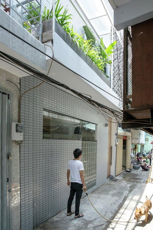 Hình ảnh Ngôi nhà 16m2 tại Sài Gòn khiến báo Tây cũng mê tít số 7