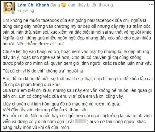 Hình ảnh Phương Thanh gây tranh cãi khi phát ngôn đụng chạm cộng đồng LGBT số 1
