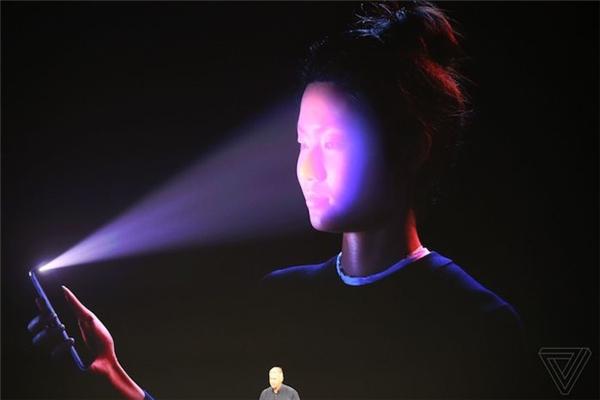 Hình ảnh Dân tình lo sợ liệu FaceID của iPhone X sẽ không nhận ra mình khi trang điểm số 1