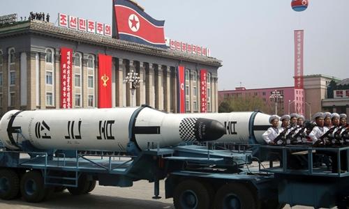 Hình ảnh Đáp trả lệnh trừng phạt, Triều Tiên tăng tốc chương trình vũ khí số 1