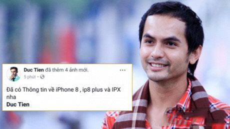 Hình ảnh Sao Việt rủ nhau không ngủ theo dõi sự kiện bộ 3 iPhone mới ra mắt số 2