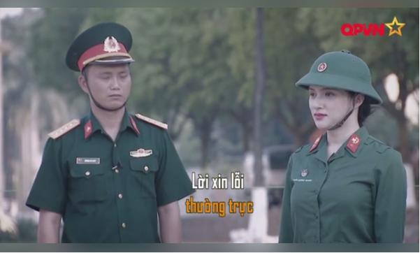 """Càng nghiêm túc, Hương Giang Idol càng siêu """"lầy"""" trong  """"Sao nhập ngũ"""" 3"""