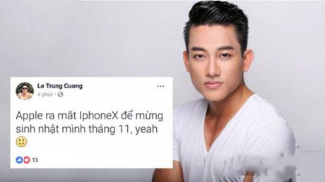 Hình ảnh Sao Việt rủ nhau không ngủ theo dõi sự kiện bộ 3 iPhone mới ra mắt số 4