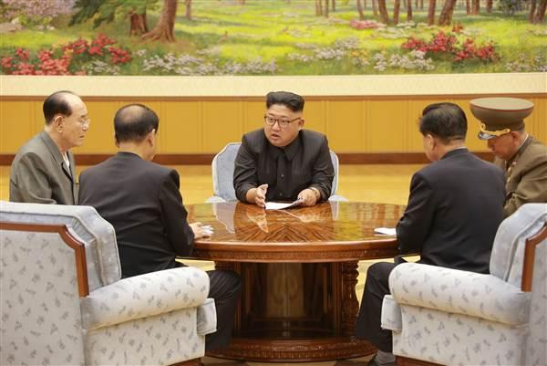 Tiết lộ biệt đội mưu sát Kim Jong-un của Hàn Quốc 1