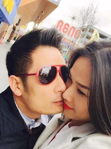 Hình ảnh Bằng Kiều gửi tiền trợ cấp cho tình cũ Dương Mỹ Linh dù cả hai đã chia tay số 2