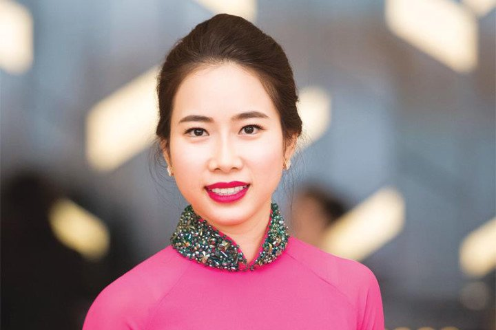 Hình ảnh Chân dung người phụ nữ xinh đẹp 30 tuổi nắm trong tay chuỗi 40 khách sạn 5 sao tại Việt Nam số 1