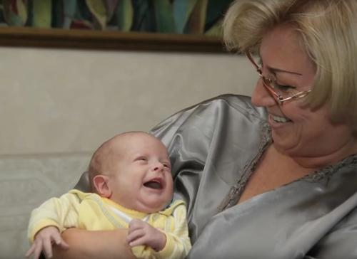 Hình ảnh Người mẹ dùng tinh trùng của con trai đã chết để thụ thai ra cháu số 2
